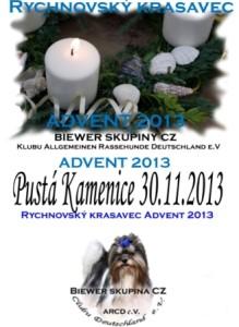 inzerce advent